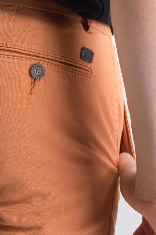 Spodnie Bugatti 26226_4819GD_660 pomarańczowy