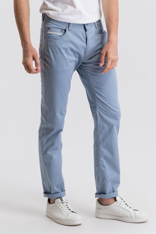 Spodnie Bugatti 36301_1 3910_330 niebieski