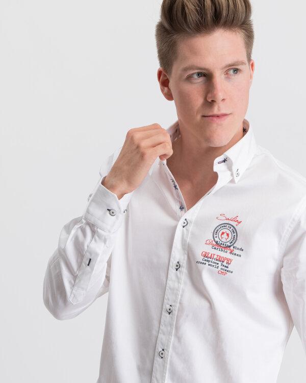 Koszula Campione 1707008_111230_10000 biały