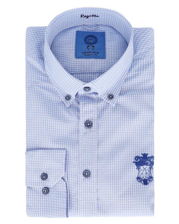 Koszula Campione 1707212_111230_83123 niebieski