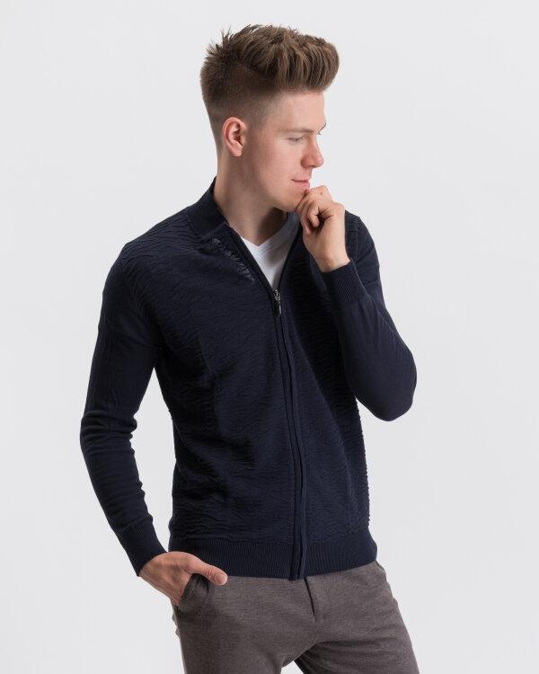 Sweter Campione 1527503_111025_79400 granatowy