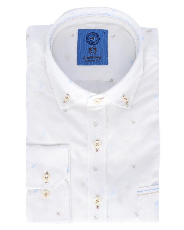 Koszula Campione 1807212_111230_10061 biały