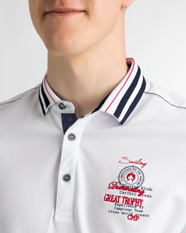 Polo Campione 1097002_111120_10000 biały