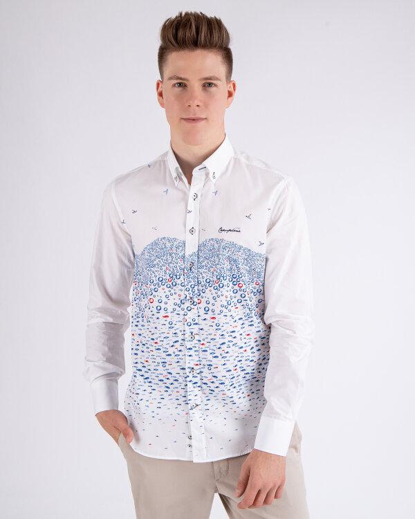 Koszula Campione 1707053_111230_83591 biały