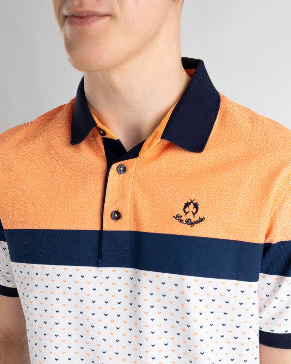 Polo Campione 1827801_111120_290 pomarańczowy