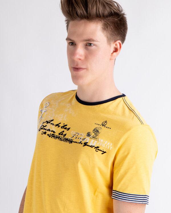 T-Shirt Campione 1097105_111130_21000 żółty