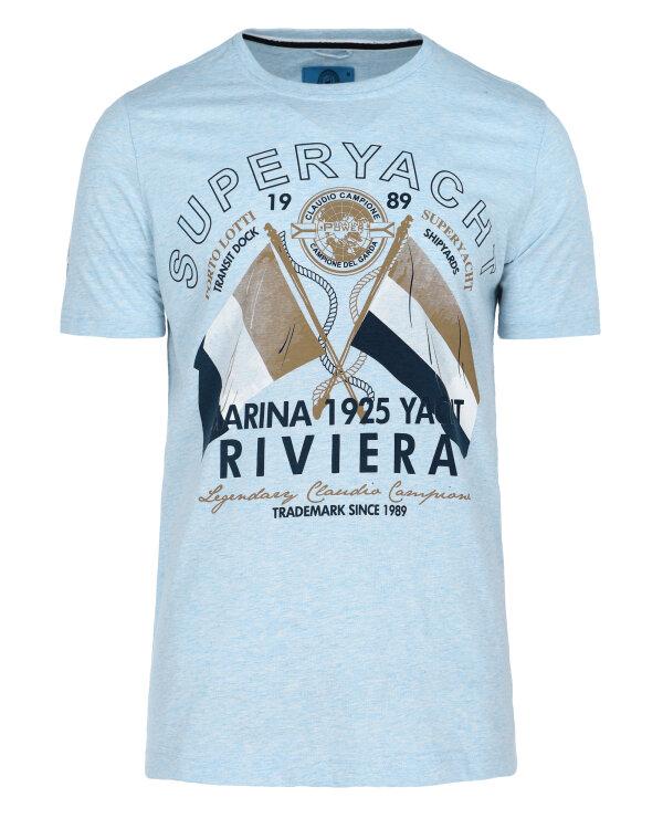 T-Shirt Campione 1917209_111130_83101 niebieski