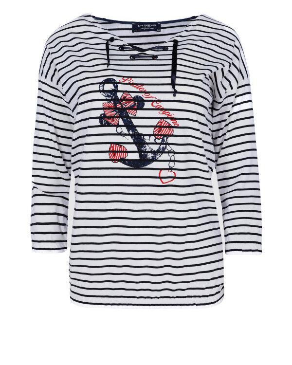 T-Shirt Campione 1822013_121125_85441 granatowy