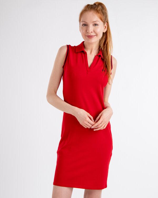 Sukienka Campione 1092905_120010_60100 czerwony