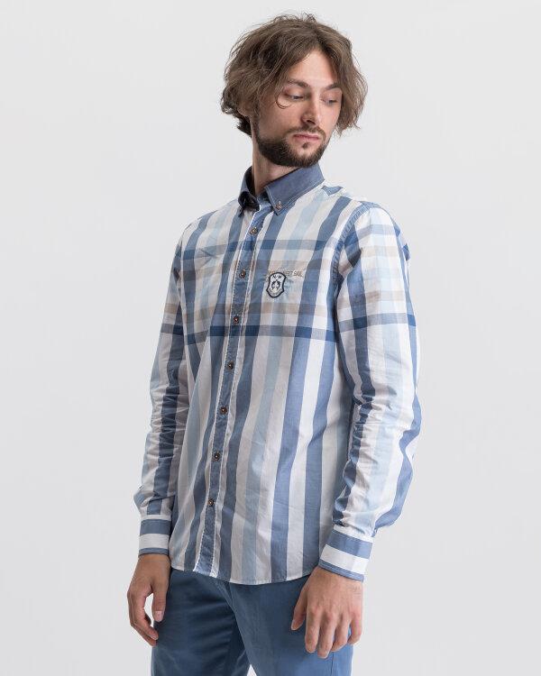 Koszula Campione 1707220_111230_41923 niebieski