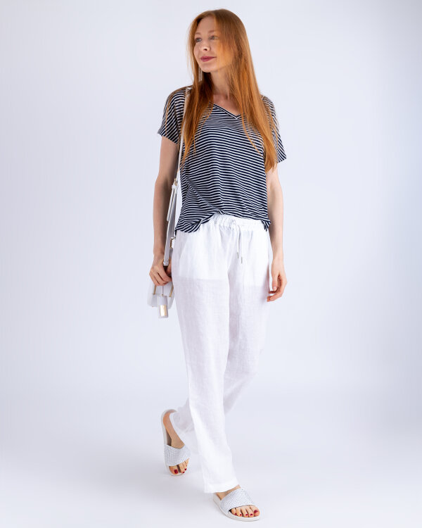 Spodnie Campione 1092602_121410_10000 biały