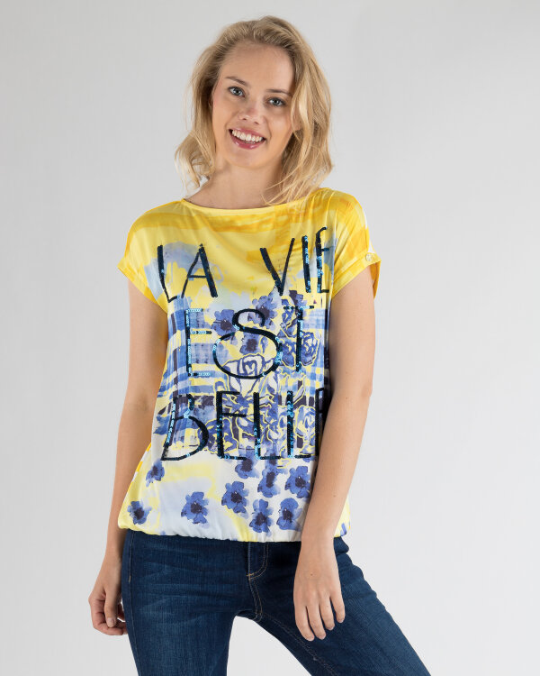 Koszula Campione 1582203_121135_20891 żółty