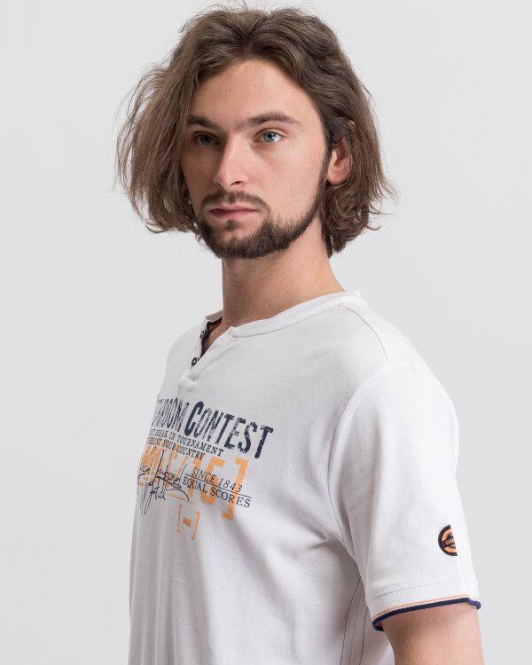 T-Shirt Campione 1097411_111130_10000 biały
