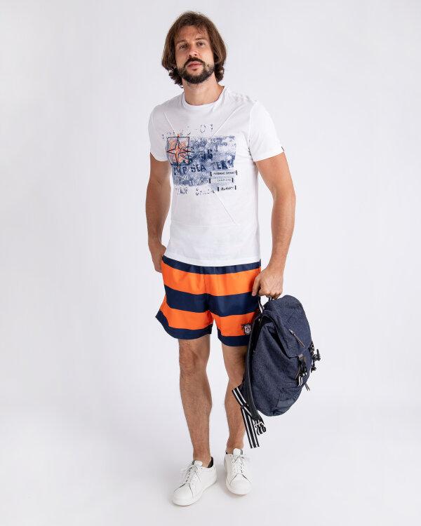 T-Shirt Campione 1097410_111130_10000 biały