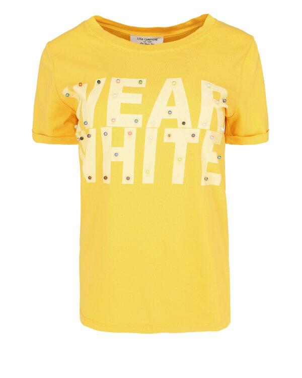 T-Shirt Campione 1282202_121130_20500 żółty