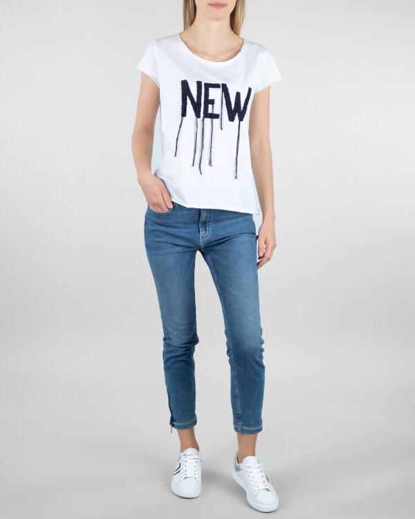 T-Shirt Campione 1442601_121130_10000 biały