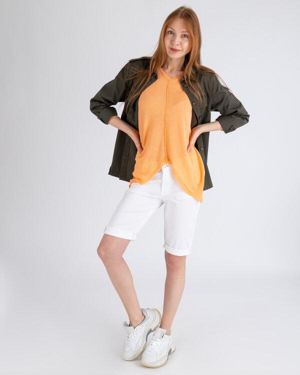 Sweter Campione 1202501_121010_30500 pomarańczowy