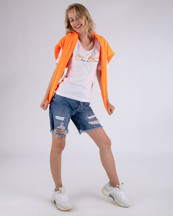 T-Shirt Campione 1822513_121130_10000 biały