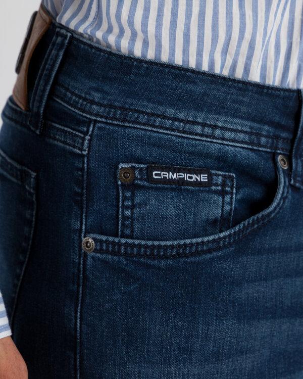 Spodnie Campione 1777001_110520_79400 granatowy