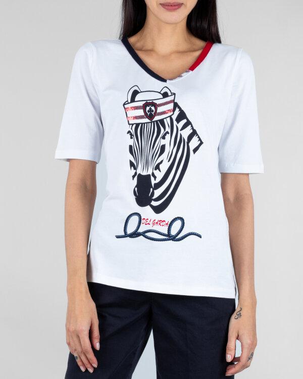 T-Shirt Campione 1822005_121130_10000 biały