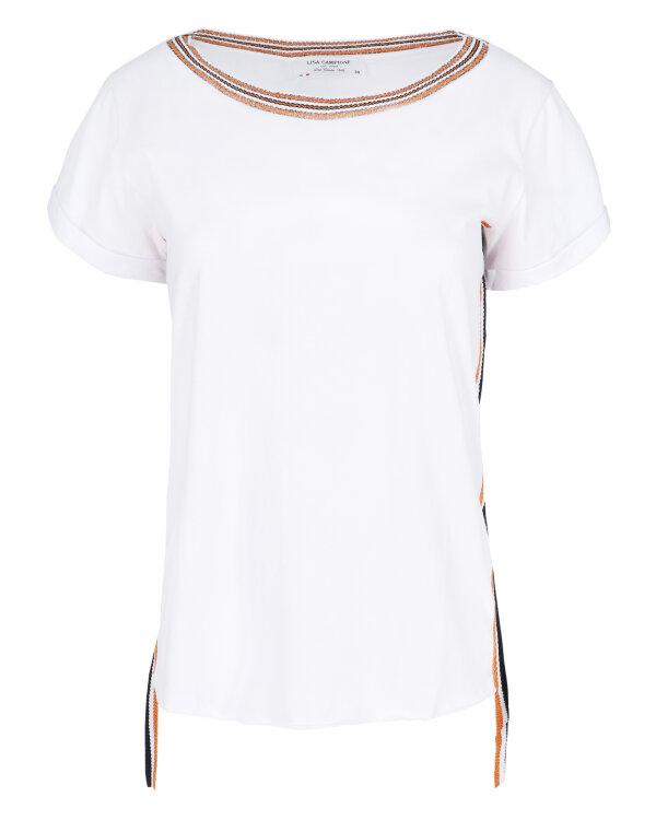T-Shirt Campione 1262503_121130_10000 biały