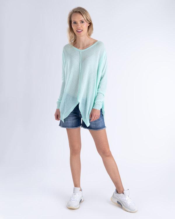 Sweter Campione 1202401_121010_81000 niebieski