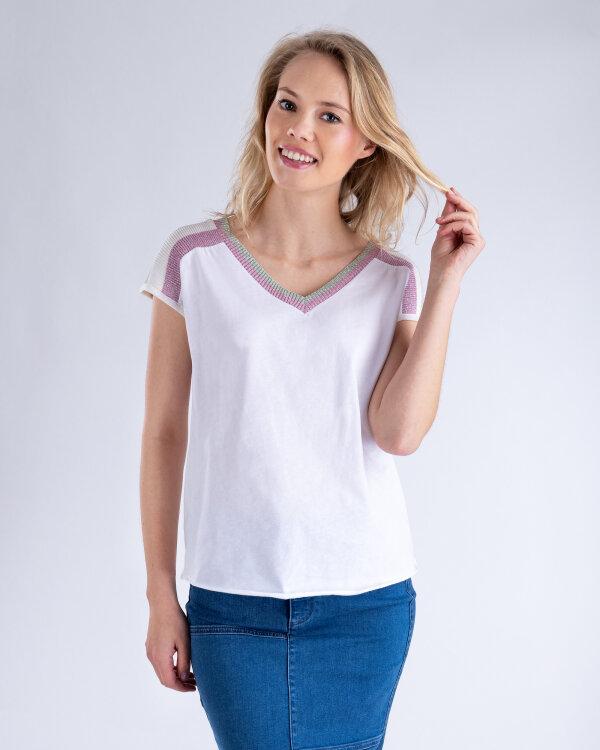T-Shirt Campione 1262401_121130_10000 biały