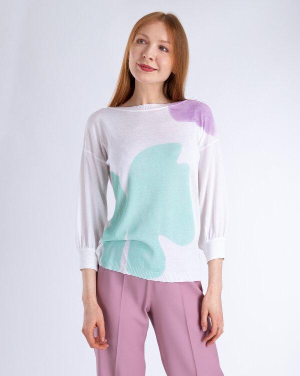 Sweter Campione 1392401_121010_10000 biały