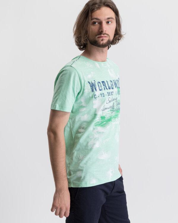 T-Shirt Campione 1097311_111130_50700 zielony