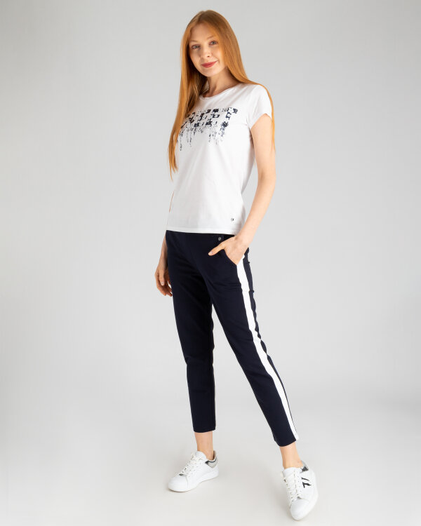 T-Shirt Campione 2092118_121130_10000 biały