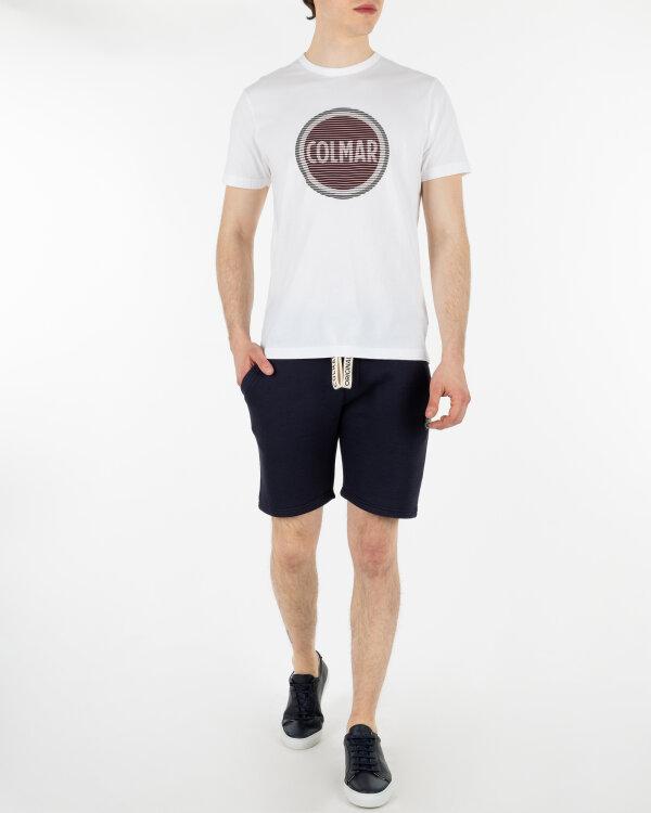 T-Shirt Colmar 7542_6SH_01 biały