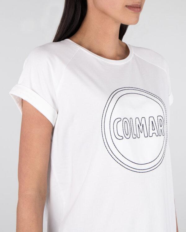 T-Shirt Colmar 8685_3TQ_01 biały
