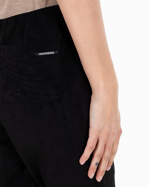 Spodnie Cv JZ18_W-TRO-0137_BLACK czarny