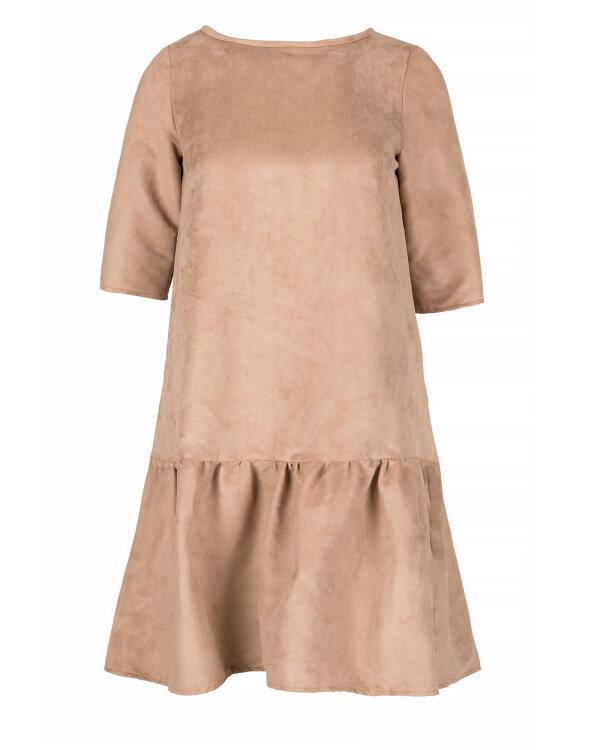 Sukienka Cv JZ18_W-DRE-0377_BEIGE beżowy