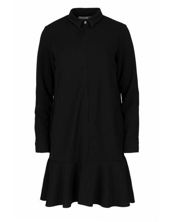 Sukienka Cv W-DRE-0383_BLACK czarny