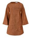 Sukienka Cv W-DRE-0379_CONIAC brązowy