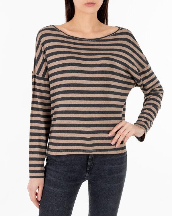 Sweter Cv JZ18_W-SWE-0175_GINGER GREY brązowy