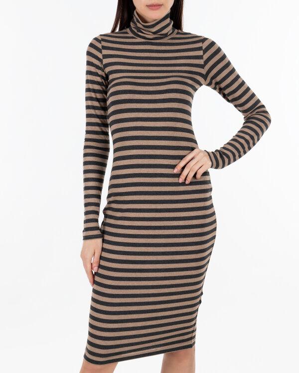 Sukienka Cv JZ18_W-DRE-0375 _GINGER GREY beżowy