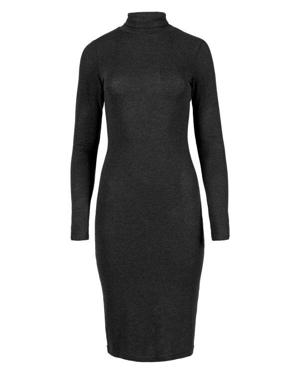 Sukienka Cv JZ18_W-DRE-0375 _DARK GREY ciemnoszary