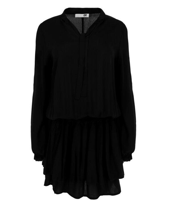 Sukienka Cv W-DRE-0378_BLACK czarny