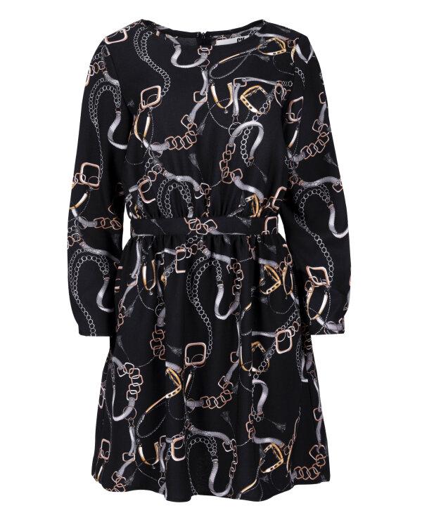 Sukienka Cv W-DRE-0380_BAROQUE czarny