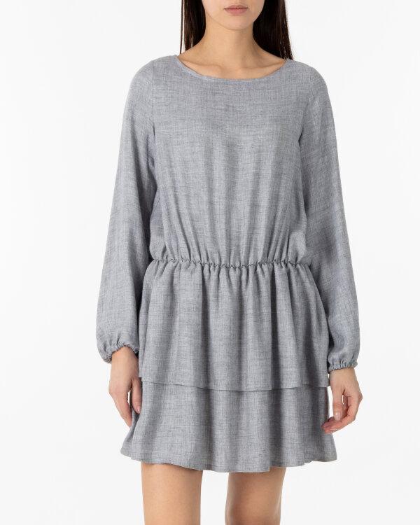 Sukienka Cv W-DRE-0381_GREY szary