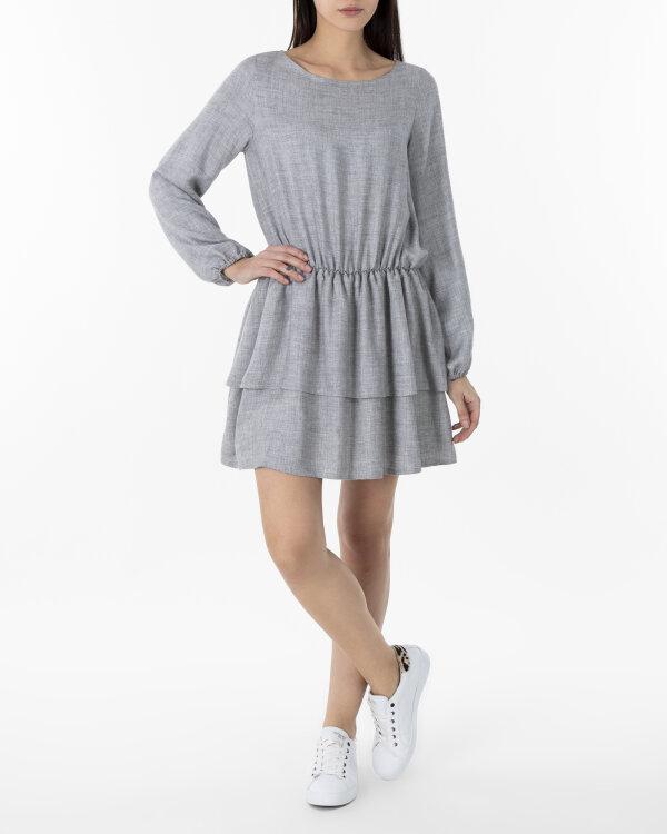 Sukienka Cv JZ18_W-DRE-0381_GREY szary