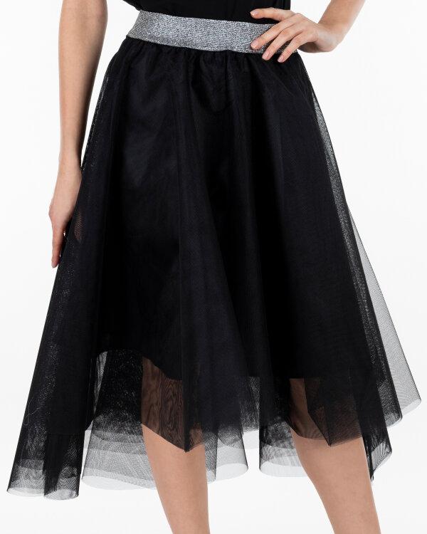 Spódnica Cv JZ18_W-SKI-0128_BLACK czarny