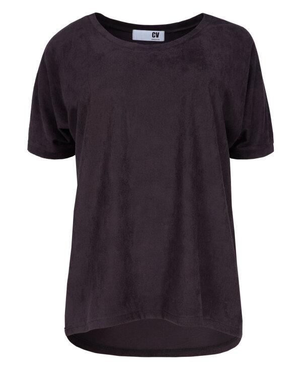 T-Shirt Cv W-TSH-0074_BLACK czarny
