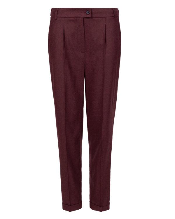 Spodnie Cv W-TRO-0135_BORDO bordowy