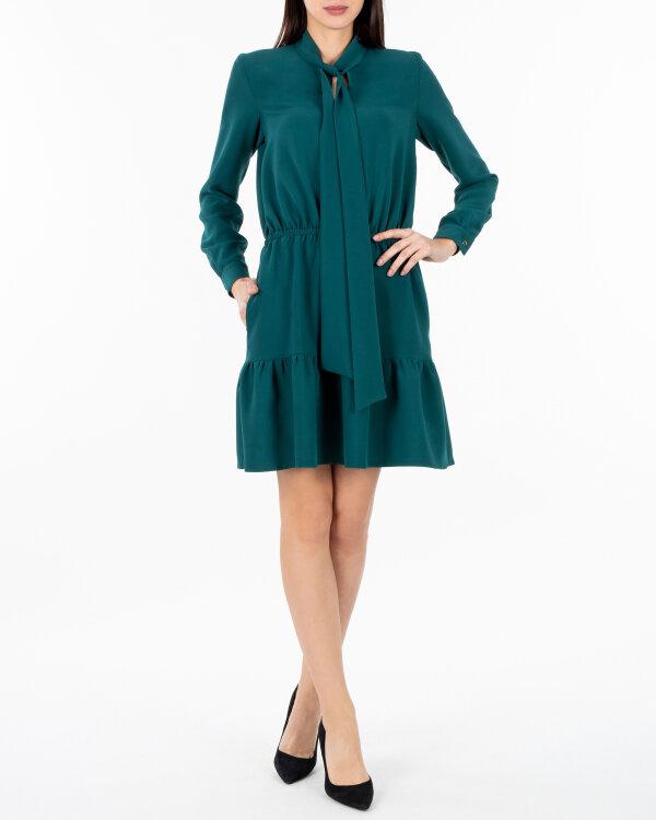 Sukienka Cv JZ18_W-DRE-0392_GREEN zielony