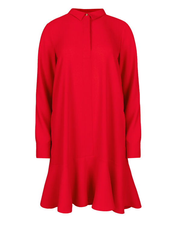 Sukienka Cv W-DRE-0383_RED czerwony