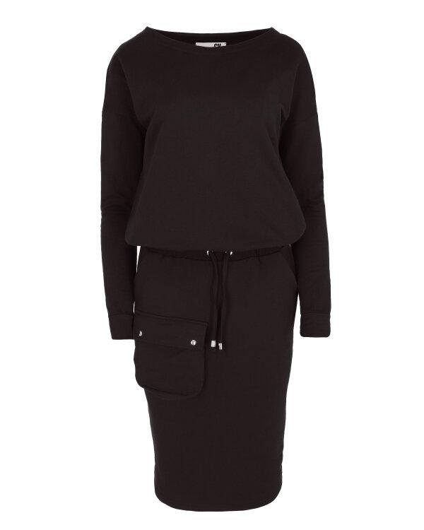 Sukienka Cv W-DRE-0224_BLACK czarny