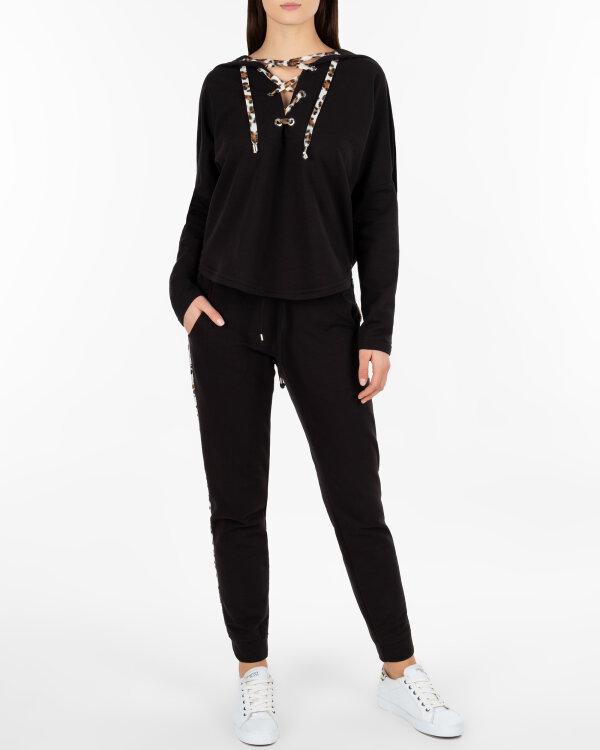 Spodnie Cv JZ18_W-TRO-0079_BLACK czarny